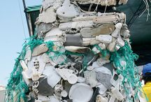 recycle-art KeepItCleanDay / recyclekunst, zwerfafval, afval
