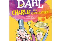 Roald Dahl in French / French language editions of Roald Dahl stories.