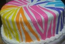 Elodie zebra party