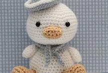 Dolls, Bears, Toys_crochet / by Dell Furnivall