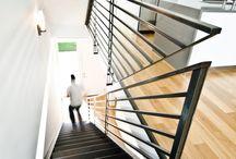 stairs handtrail