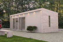 Bygga hus / Hitta det perfekta fritidshuset för oss