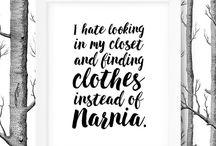Narnia DIY