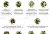 Green Salads / by Cecilia Velazquez