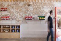Retail / interior design / stores