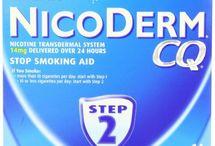 Smoking Cessation - Nicotine Patches