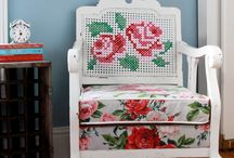 How to....Upholstery / DIY chair makeovers, tutorials, tips, inspiration...
