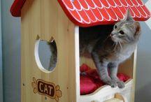 домик для кошки и собаки