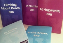Book Accessories / Library bags, book covers, book lights & more