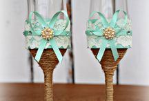 For the Bride & Groom / Gift ideas for the bride and groom on their wedding day that they will never forget
