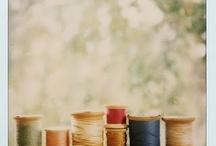 needle&thread / by Elizabeth Schilling