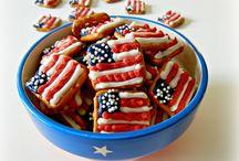 Recipes - Patriotic