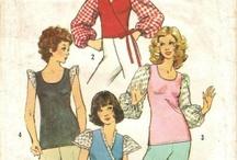 Sewing - My Pattern Stash