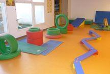 Espaço psicomotricidade infantil
