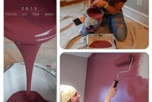 My Marsala Project / Had to try out Pantone's new 2015 Color of the Year