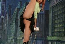 Flexible Young Gymnastic.....