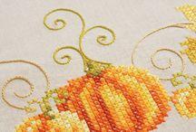 Jesienne / Na jesienną wymiankę zakładkową