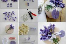 Marcipanove kvety