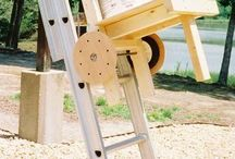 Wood - Workshop Ideas