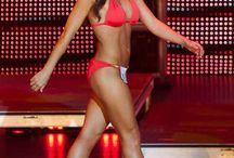 Fitness / Fitness Bikini body Swimsuit walk