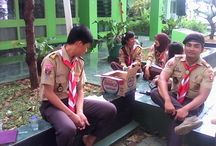 Pramukaa XD / My Organization of school. Are you Scout?