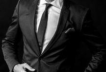 man photoshoot suit
