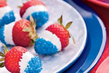 July 4th / All things July 4th!  July 4th Decor July 4th Recipes