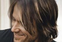 Men's Hair Long