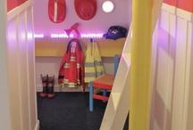 Play Room Ideas / by Mandy Wilson Gehman