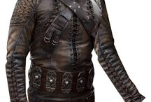leather armour