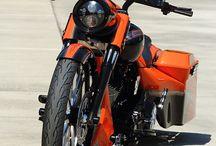 Harley Davidson Bagger