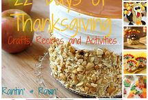Thanksgiving / by Tammy Tucker Cessna