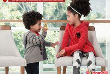 Inverno 2016 Brandili / Confira as novidades de moda infantil para o seu pequeno arrasar neste inverno 2016 com Brandili! #lookbrandili   Veja mais em: ♥ www.brandili.com.br