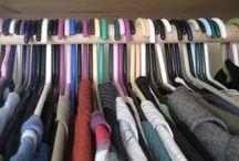 ORGANIZING 101: Closets