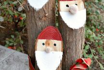 Santa Claus Crafts / by AllFreeChristmasCrafts