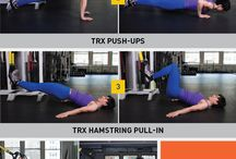 TRX BA Workouts