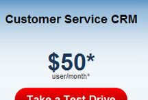 Customer Service CRM / Flexible, Affordable and Easy to Use, from a leader in CRM software.