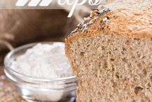 Bread / by Londa Van Kirk