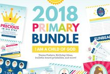 2018 lds primary theme - I am a Child of God