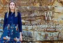 AW/16 Collection / Store WF