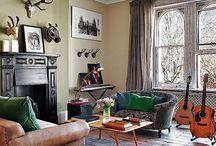 british interior