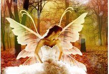Fairies / by Mary Ann Hurt