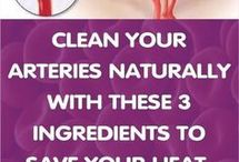 healthy arteries