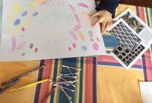 Dots fingerprints Puantilism Lichtenstein