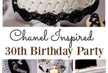 Chanel Theme Party Supplies / chanel bridal shower invitations chanel baby shower invitations chanel bridal shower chanel themed bridal shower chanel bridal shower favors chanel bridal shower theme chanel inspired bridal shower invitations chanel baby shower decorations chanel inspired bridal shower chanel shower