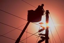 Our Linemen / The proud and hard-working Linemen of Oahu, Maui, Molokai, Lanai, and Hawaii Island.