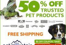 DEALS / by PetMountain.com