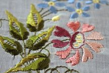 Embroidery - Romantic Recollections / Historically inspired machine embroidery designs by Romantic Recollections.