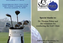 Kenneth R. Tolbert Golf Tournament  October 19, 2012