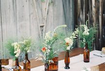 Backyard BBQ Wedding / by Pop the Champagne